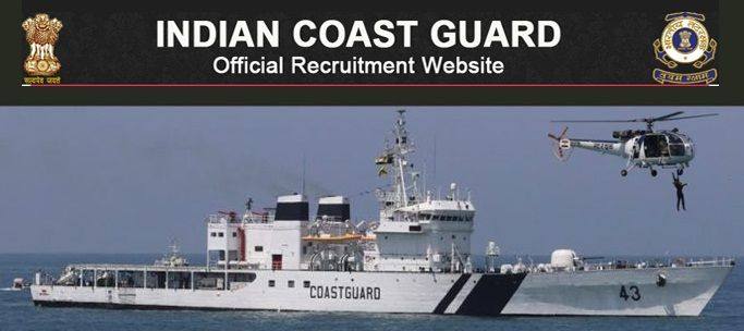 Indian Coast Guard Assistant Commandant 01/2020 Admit Card 2019