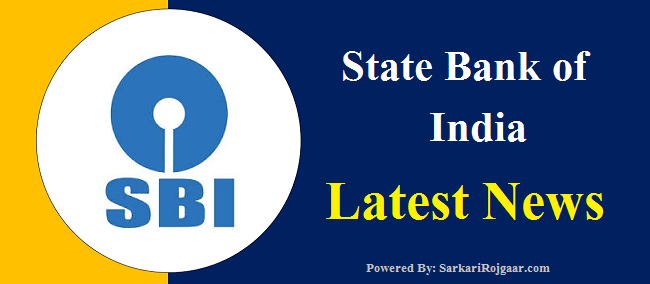 SBI Various Post Online Form 2020